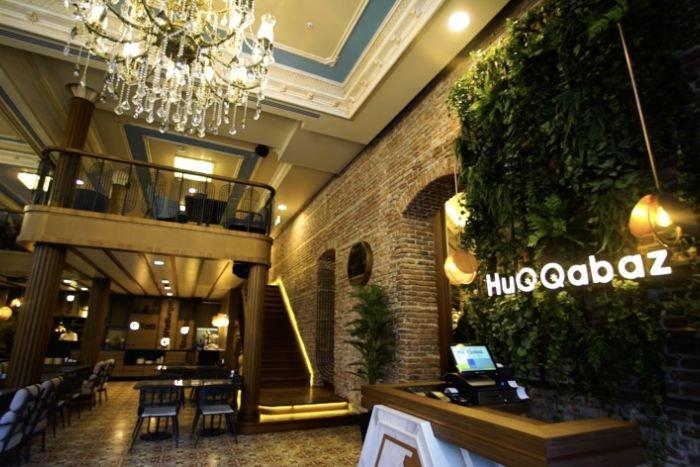 huqqabaz mercure hotel / sirkeci